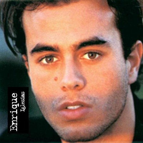 Enrique Iglesias album cover 1995