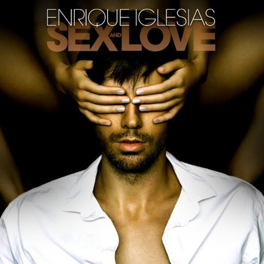 Enrique Iglesias Sex and Love cover